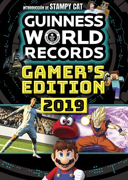 GUINNESS WORLD RECORDS 2019. GAMER'S EDITION | 9788408194286 | GUINNESS WORLD RECORDS | Llibres Parcir | Librería Parcir | Librería online de Manresa | Comprar libros en catalán y castellano online